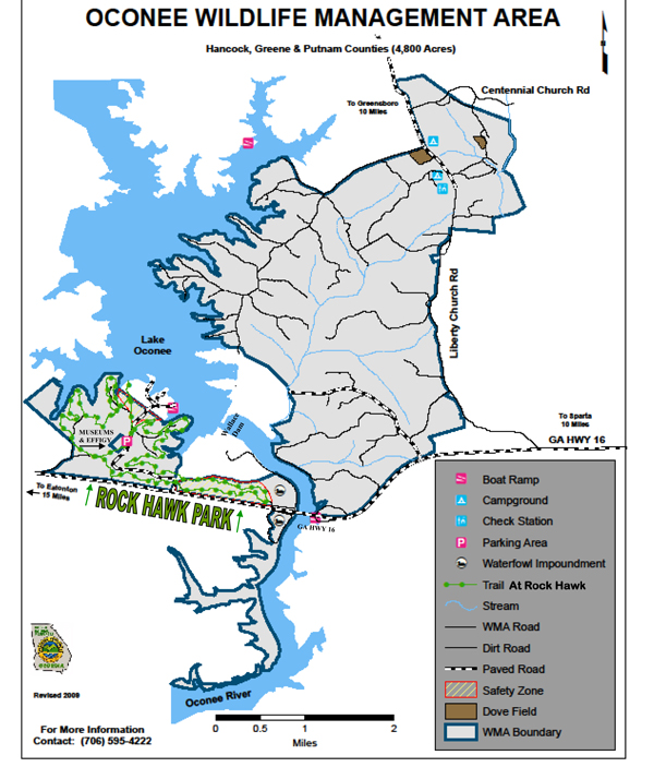 Wildlife Management Area Maps  Rock Hawk